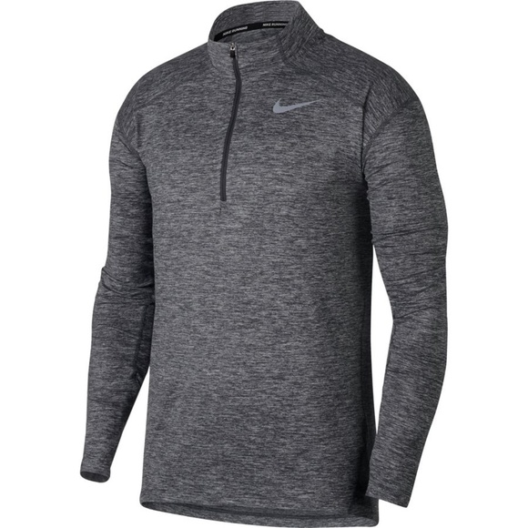 4e81b899cf90 Nike Men s Dri-FIT Half-Zip Running Shirt